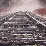 backdrop achtergrond spoor