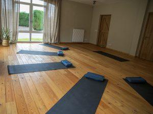 bedrijfs fotografie yoga