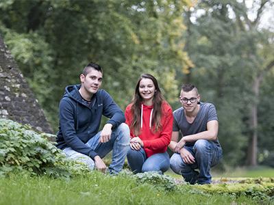 Familie portret fotografie