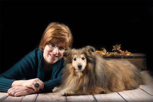 Honden fotograaf Limburg | kleine honden | grote honden | sheltie | fotoshoot met hond