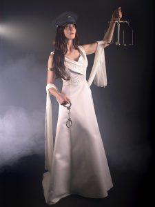 Moderne godinnen Justitia